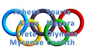 olympia greek symbol