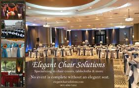 Elegant Chair Covers Elegant Chair Solutions Event Rentals Memphis Tn Weddingwire