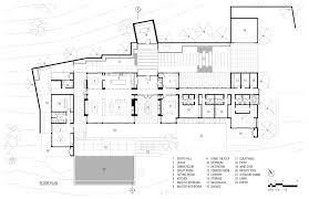 Mechanical Floor Plan Gallery Of Oakville View Estate John Maniscalco 11