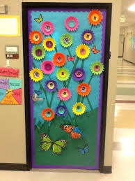fall door decoration ideas preschool mariannemitchell me