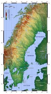 map of sweden large detailed topographical map of sweden sweden large