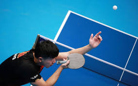 ping pong vs table tennis how long does it take to get really good at table tennis