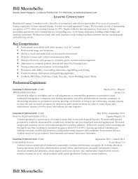 Sample Resume For Leasing Consultant by 1122leasing Resume