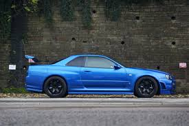 nissan gtr skyline 1999 used 1999 nissan skyline r34 for sale in west yorkshire pistonheads