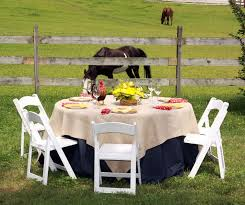 tablecloths rental decorating with burlap tablecloths rental providers will carry a