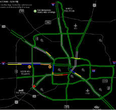 traffic map houston houston traffic map indiana map