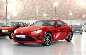 Gt86 History Of Toyota Sports Cars