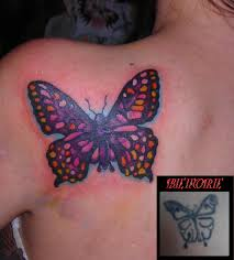 butterfly coverup by lucidpetroglyphs666 on deviantart