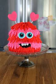 how to make a monster cakes joyfully home