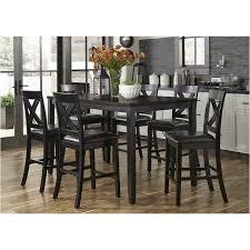 464 cd 7gts liberty furniture 7 piece gathering table set