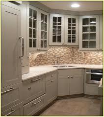 Corner Kitchen Sink Designs Corner Kitchen Sink Cabinet Lowes Home Design Ideas