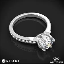 ritani engagement rings ritani setting engagement ring 2047