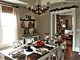 uncategorized dining room contemporary christmas table