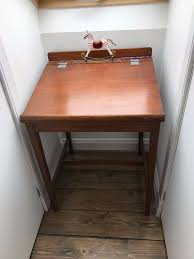 Wooden Kids Desks by Wooden Kids Desk With Lifting Lid In Newport On Tay Fife Gumtree