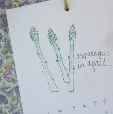 What S In Flower Food For Love Of The Table What U0027s In Season Asparagus