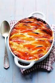 cuisine larousse tian d abricots et de pêches à la crème d amande larousse cuisine