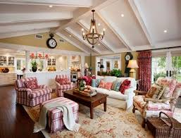 Cottage Style Living Room Furniture A Joyful Cottage 35 Cottage Style Living Rooms That Inspire
