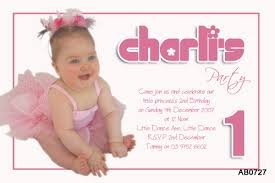 best collection of first birthday party invitations for your