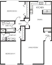 small 2 bedroom 2 bath house plans 2 bedroom bath house plans home decor 2018