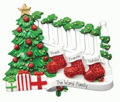 ornaments personalized family ornaments