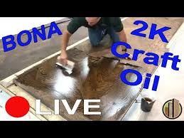 bona 2k craft live demo at city floor supply application