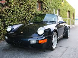 1994 porsche 911 turbo used sold cars for sale marina del rey ca 90292 chequered flag