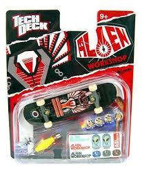 Tech Deck Blind Skateboards Tech Deck Alien Workshop 96mm Mini Skateboard Heath Kirchart Cobra