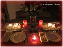 Valentines Day Tablescapes 8 Ways To Create A Romantic Valentine U0027s Day Dinner For Two We
