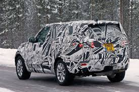 land rover defender 2018 a new discovery land rover u0027s 2016 disco spied plus info on next