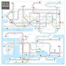 Hong Kong Metro Map by Hong Kong Metro Map Inat Maps