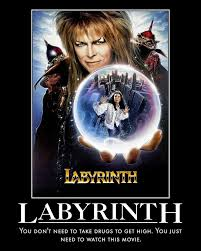 Labyrinth Meme - labyrinth motivational by jswv on deviantart