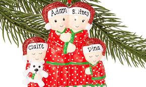 painted custom ornaments treasured ornaments groupon