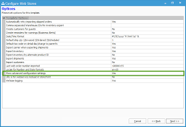 importing a xml file using a webstore template acctivate help