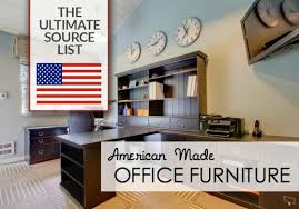 Usa Office Furniture by Office Furniture A Made In Usa Source Guide Usa Love List