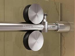 Shower Sliding Door Hardware Diyhd 60 In 79 In Roller Sliding Shower Door Hardware