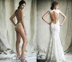 Lingerie For Wedding What Should I Wear Under My Wedding Dress