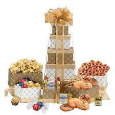 gift towers gourmet gift towers gifts to treasure inc