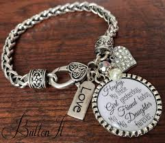 wedding gift jewelry bracelet personalized wedding