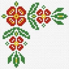 corner s cross stitch patterns