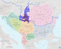 Map Of Romania In Europe by Quest For The Lost Sea Skriker