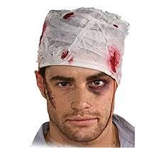 Shocker Halloween Costume Halloween Costume Horror Shocker Bloody Spatter Bloody Head