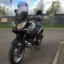 suzuki v strom dl650 ak9 amazing in a very good condition in
