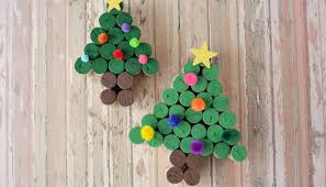 easy diy wine cork tree to make for
