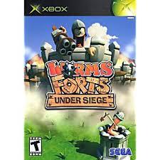 siege xbox 360 worms forts siege xbox