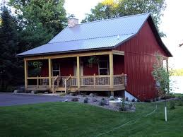 How Much To Build A Barn House Post Frame Homes Ohio Frame Decorations