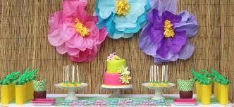 hawaiian party ideas kara s party ideas hawaiian 2nd birthday party