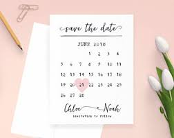 Rustic Save The Date Cards Printable Calendar Save The Date Cards Heart Date Save The