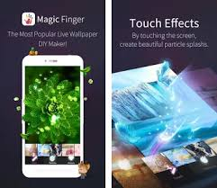 finger apk magicfinger live wallpaper diy apk version 1 1 7