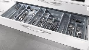 range couverts tiroir cuisine charmant range couverts pour tiroir 3 rangement facile cuisine ou