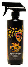 Tornado Upholstery Cleaner Mckee U0027s 37 Total Interior Cleaner Cleans Plastic Vinyl Leather